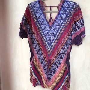 Prana tribal tunic